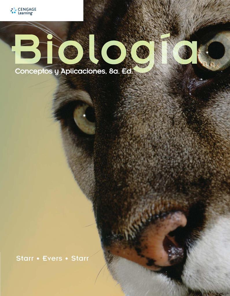 Biología, 8va Edición – Cecie Starr