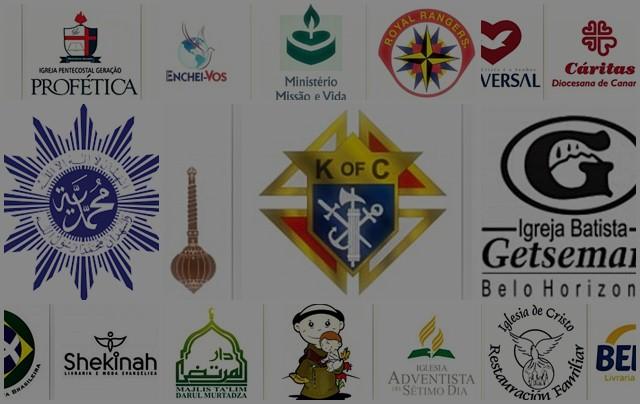 39 Logo Top Tema Agama Paling Keren Yang Sangat Religius Di Dunia
