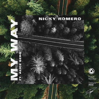 "Nicky Romero Drops New Song ""My Way"" ft. Alice Berg"