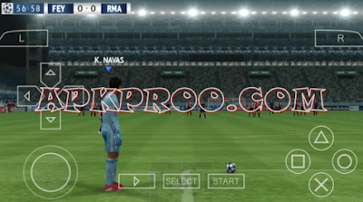 Download Game PES 2017 PPSSPP ISO By Army