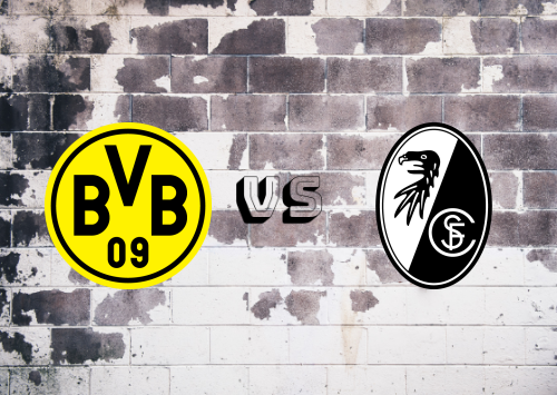 Borussia Dortmund vs Freiburg  Resumen y Partido Completo