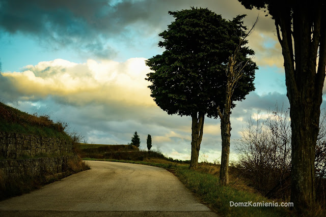Toscana Romagna - Dom z Kamienia