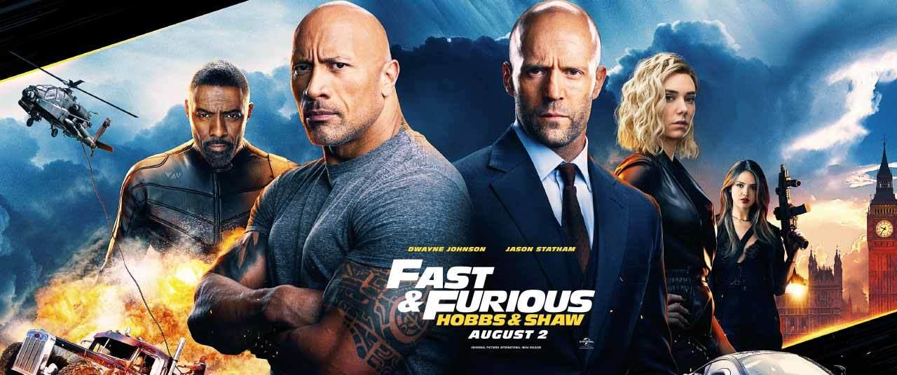 Fast & Furious 9 : Hobbs & Shaw (2019) Full Hd Movie