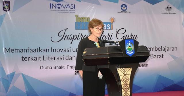 NTB Provinsi Inovasi Pertama Di Indonesia