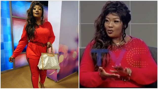 I lost my only child but I am happy - Eucharia Anunobi