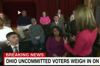 CNN Contests Accusation Reporter Coached Debate Focus Group