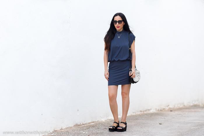Bloger influencer de moda valenciana looks de verano de mujer
