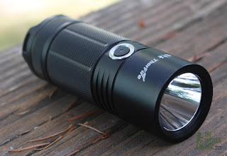 ThorFire TK4A 4xAA LED Flashlight - Product View