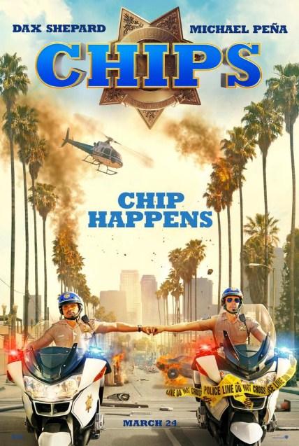 Sinopsis / Alur Cerita Film CHIPS (2017)