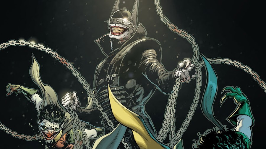 dc universe online batman who laughs metal event episode wb games pc ps4 xbox switch