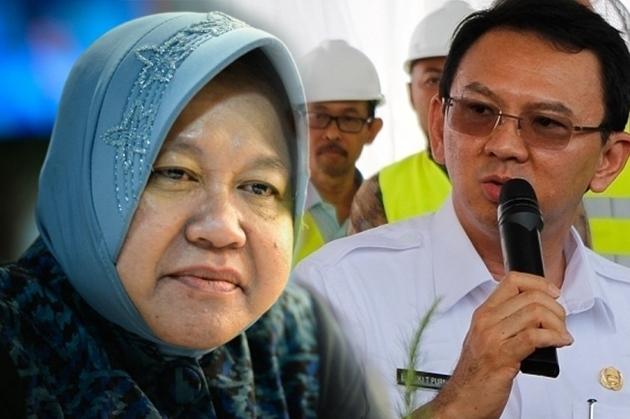 Risma: Warga Surabaya Tersinggung Pernyataan Ahok