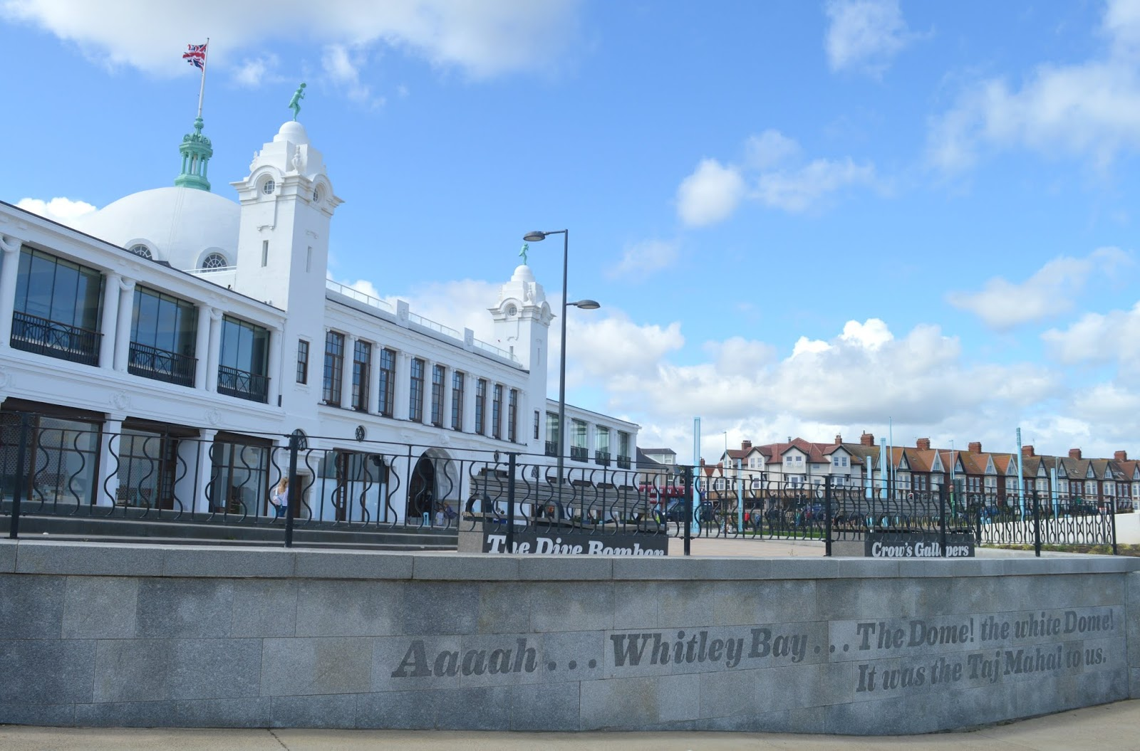 Whitley Bay Ultimate Seaside Destination - Spanish City