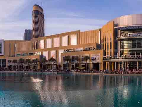 المركز التجاري فى دبي,دبي مول,Dubai Mall