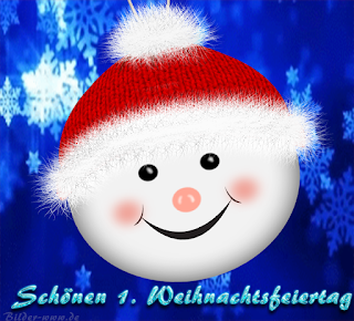 Weihnachtsfeiertage