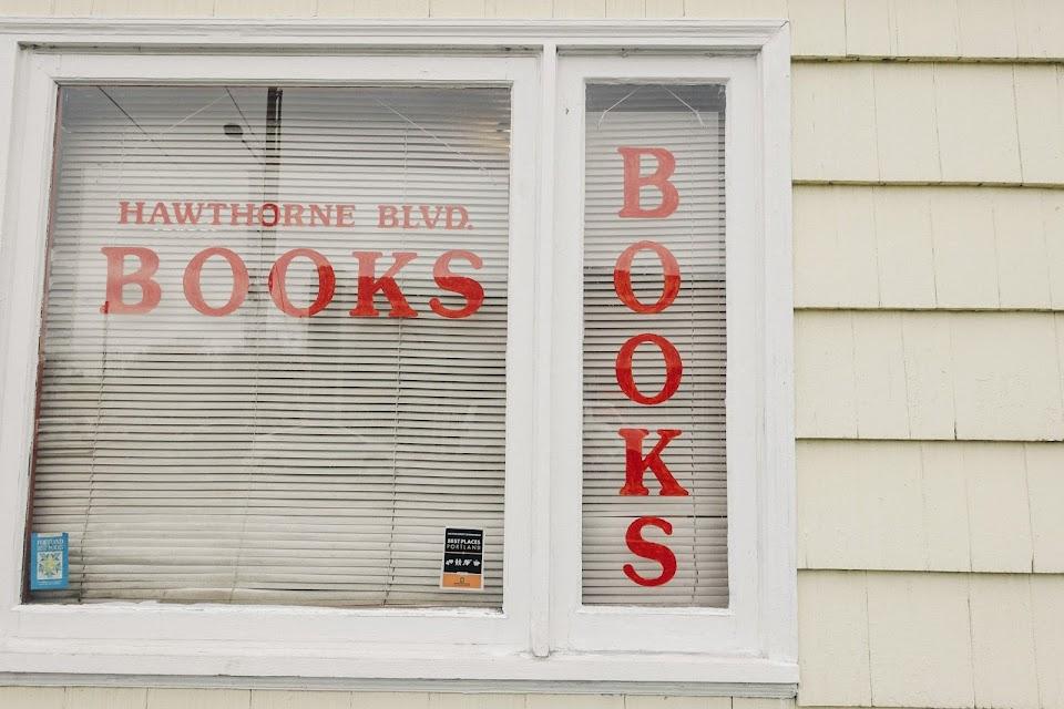 ホーソン・ブルバード・ブックス(Hawthorne Blvd Books)