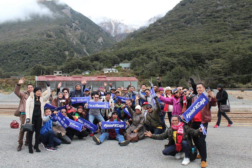 Bisnis Fkc Syariah - Trip Gratis Fkc 2016