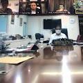 Pimpin Rapat Pleno Bersama Menteri ATR/ BPN, Fachrul Razi Bahas Percepatan Tanah Untuk Kombatan di Aceh
