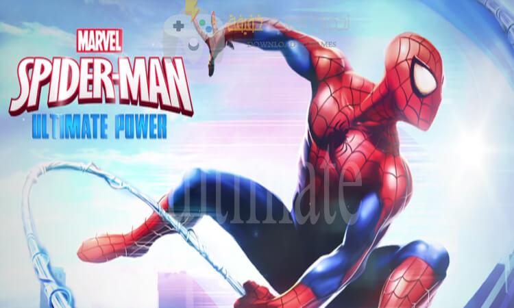 تحميل اجزاء لعبة Spider Man برابط مباشر