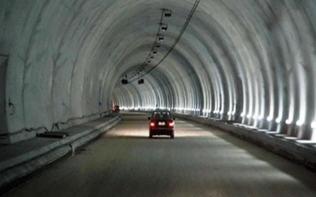 Κυκλοφοριακές ρυθμίσεις στην Εθνική Οδό Κορίνθου -Τρίπολης - Καλαμάτας λόγω εργασιών στη σήραγγα Στέρνας