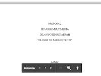 Cara Menampilkan File Preview Google Drive di Blog 100% Responsive