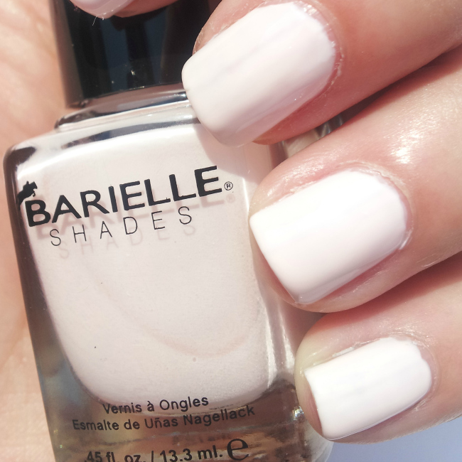 Barielle 'Very Bare' Swatch