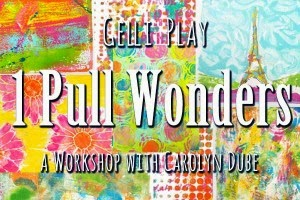 Carolyn Dube -- One Pull Wonders