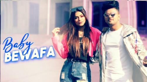 Baby Bewafa lyrics - Awez Darbar | Goldie Sohel lyrics in Hindi