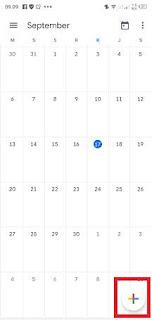 Cara Membuat Pengingat di Kalender Android