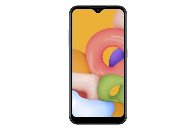 Samsung galaxy A01, smartphone murah dengan memori besar