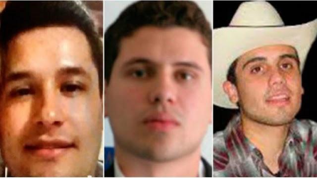 Los tablazos, el castigo que aplican los hijos del Chapo Guzmán