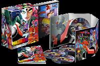 MAZINGER Z BOX 1. Edición Coleccionistas