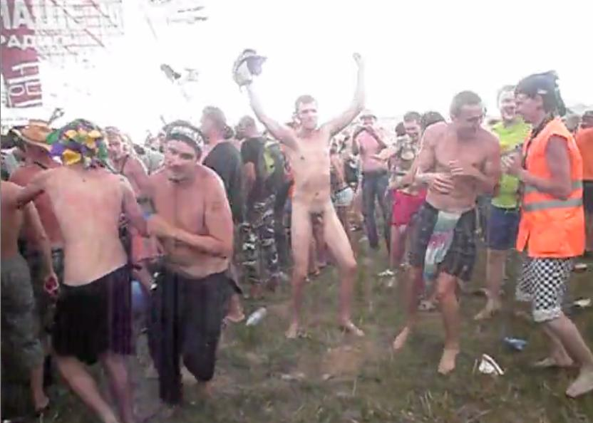 dancing guy naked