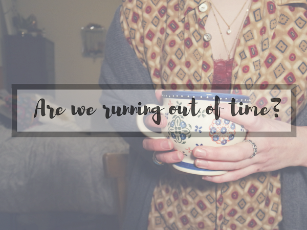 Are we running out of time?