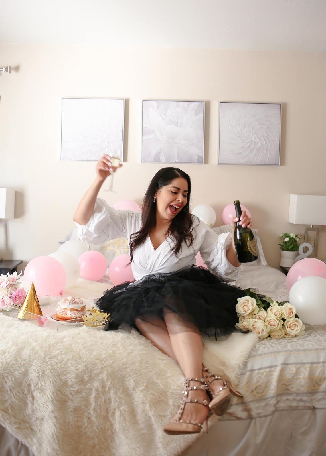 latina fashion blogger birthday, how to celebrate your thirties