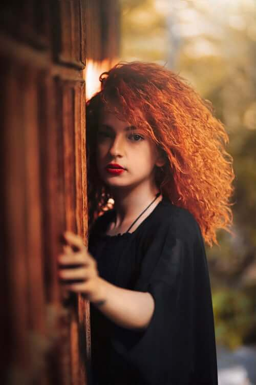 الشعر الكيرلي أنواع الشعر الكيرلي وروتين العناية للأطفال والكبار