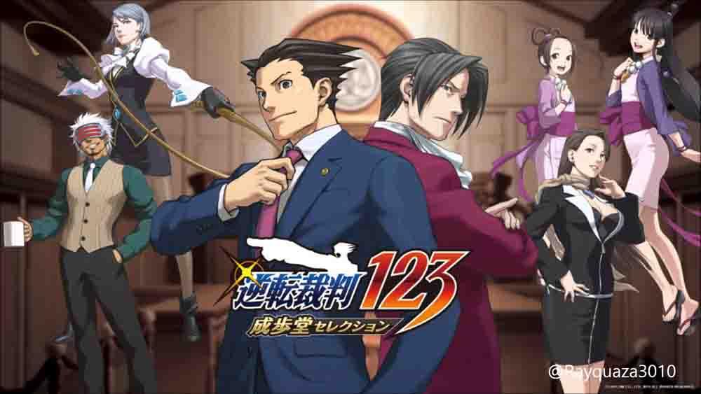 """Gyakuten Saiban: Sono """"Shinjitsu"""", Igi Ari! Season 2 Batch Subtitle Indonesia"""