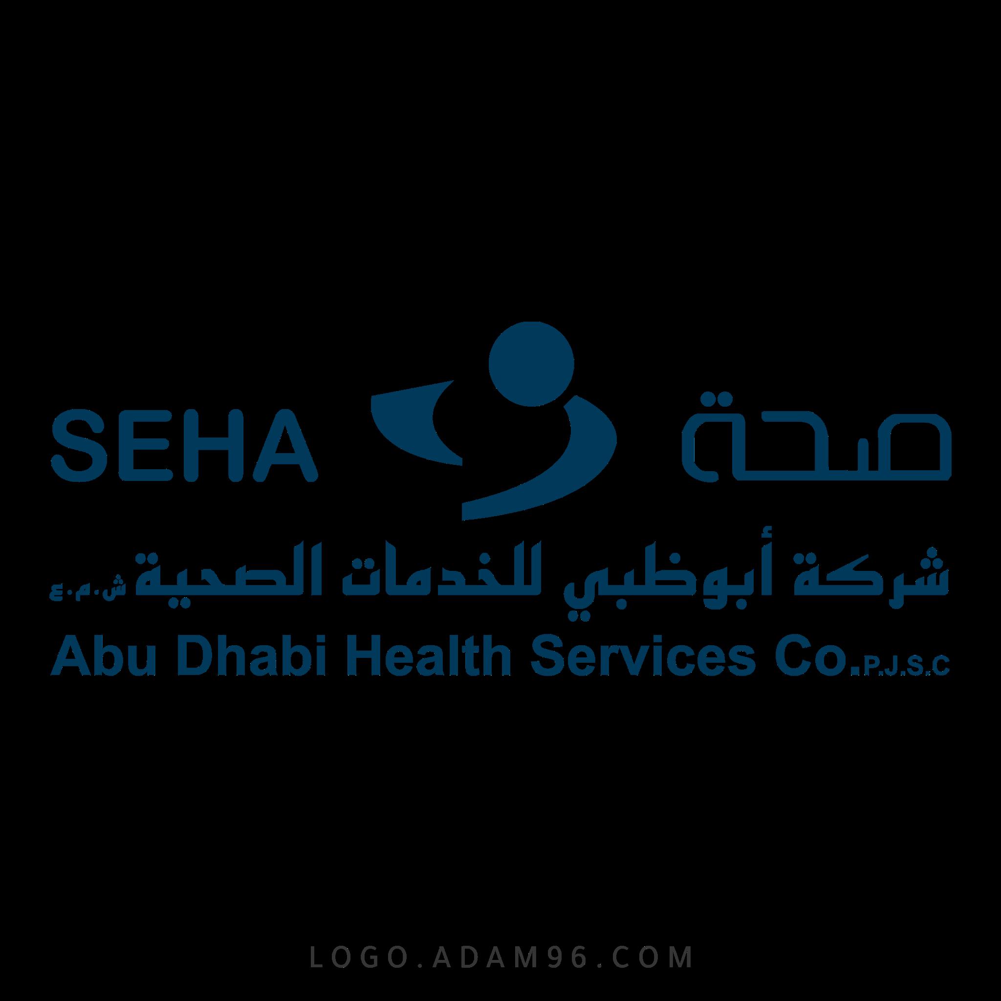 تحميل شعار شركة أبو ظبي للخدمات الصحية لوجو رسمي عالي الجودة PNG
