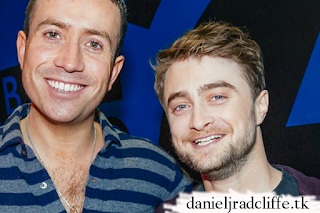 Daniel Radcliffe on BBC Radio 1's Breakfast Show with Nick Grimshaw