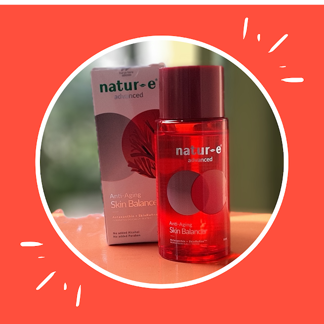 Natur-E Advanced Anti-Aging Skin Balancer
