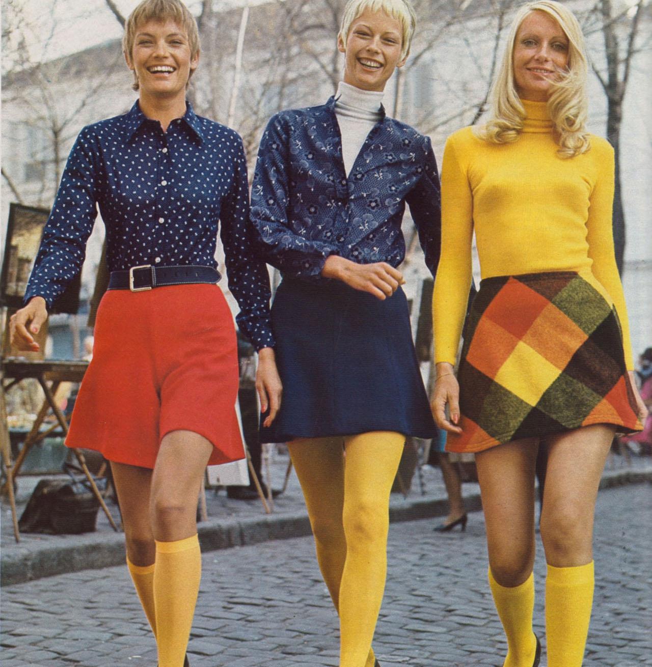 e353edf1d Le Möi Möi ♥: La Minifalda Cumple 50 Años! ♥