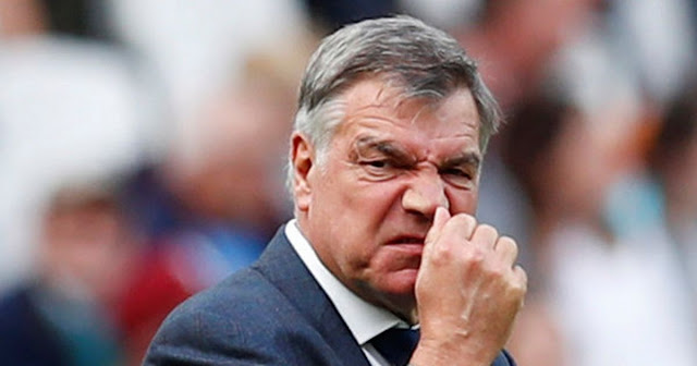 JUST IN: Sam Allardyce leaves Everton as Toffees eye Marco Silva as new boss at Goodison