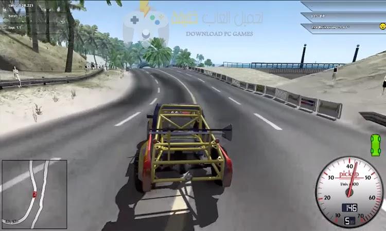 تحميل لعبة Cross Racing Championship Extreme للكمبيوتر بحجم صغير