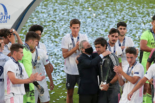 Real Madrid has now promoted 10 UEFA Youth League winners to Castilla team (reserve team)