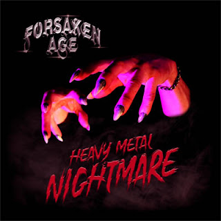 "Ο δίσκος των Forsaken Age ""Heavy Metal Nightmare"""