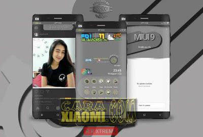 Theme MIUI RR Xtreme Mtz For Xiaomi by Anton