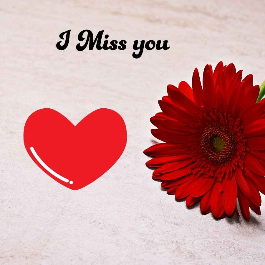 cute i miss you images for him