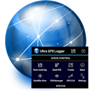 Ultra GPS Logger v3.159h Paid Apk