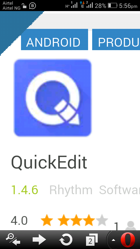 How to use QuickEdit App. [Beginners Guide]