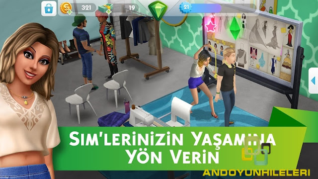 The Sims™ Mobile Para Hileli APK