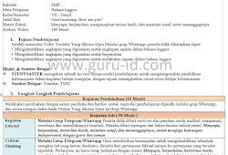 Ringkasan Materi Pelajaran Bahasa Indonesia Teks Narasi Kurikulum 2013 Tahun 2018 Info Pendidikan Terbaru